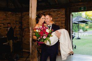 bride-and-groom-entering-reception