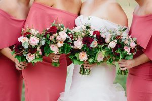 closeup-of-the-bouquets